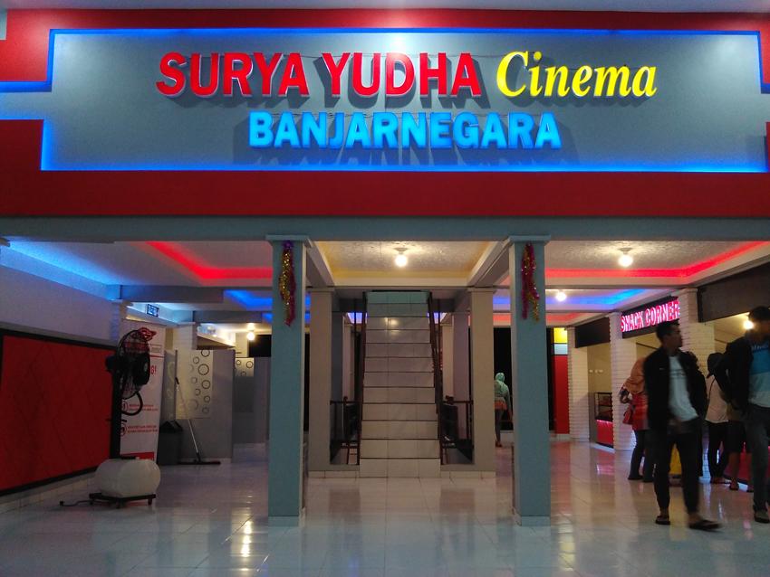 Bioskop Surya Yudha Cinema Banjarnegara Surganya Traveler Park Kab