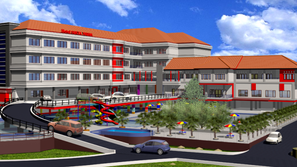 Daftar Hotel Murah Banjarnegara Aengaeng Surya Yudha Park Kab