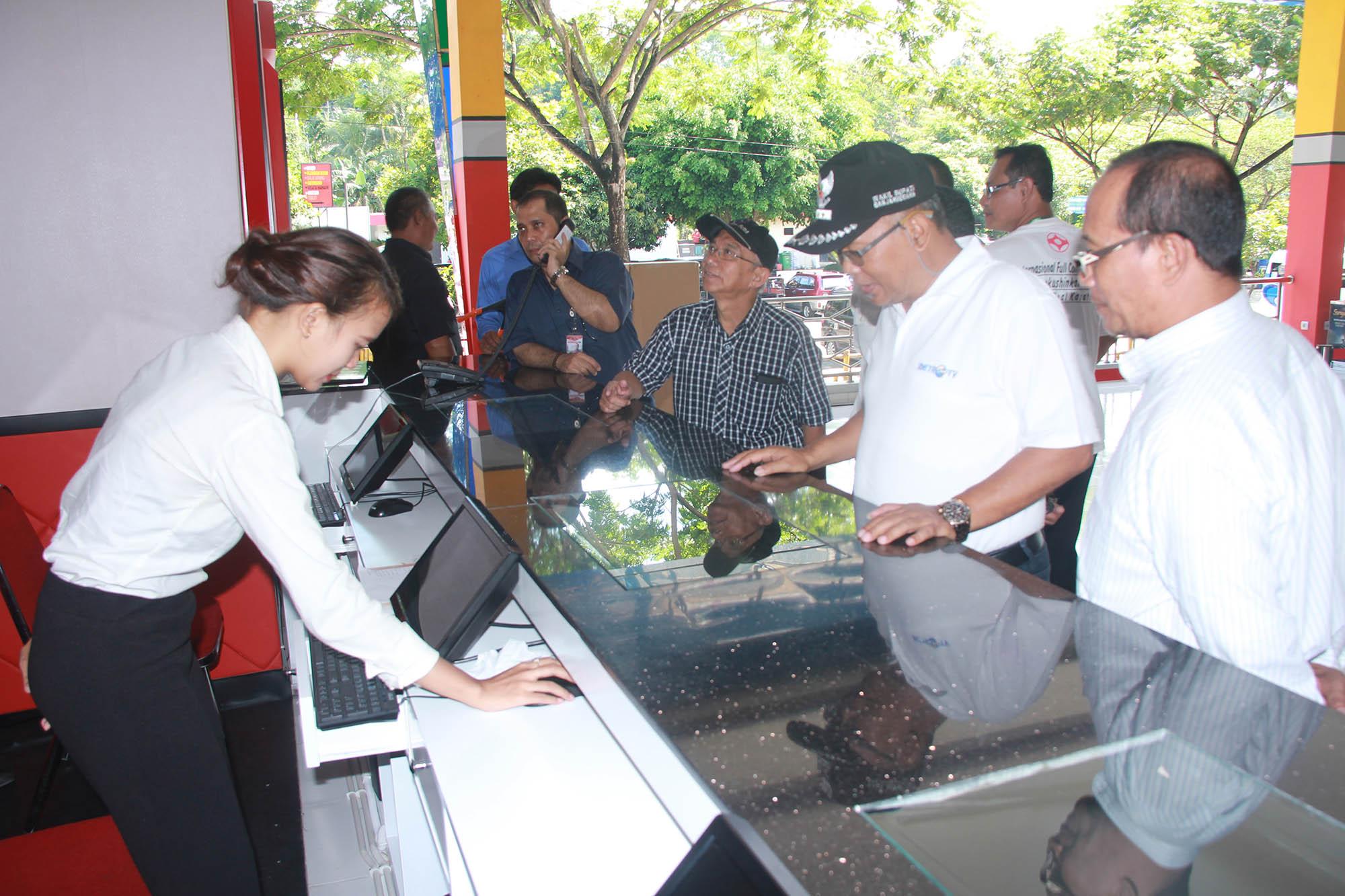 Kabar Gembira Penggila Sinema Banjarnegara Purwokerto Wakil Bupati Hadi Supeno
