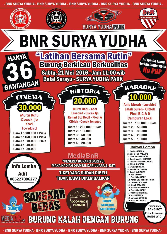 Latber Bnr Surya Yudha Mediabnr Klik Gambar Park Kab Banjarnegara