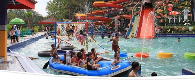 Objek Wisata Waterpark Surya Yudha Park Banjarnegara Forum Diskusi Menarik