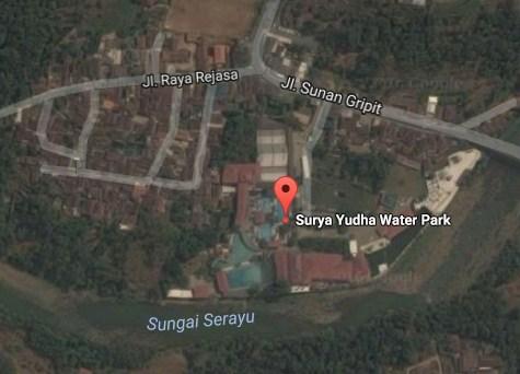 Pesona Keindahan Wisata Surya Yudha Park Banjarnegara Jawa Tengah Demikianlah