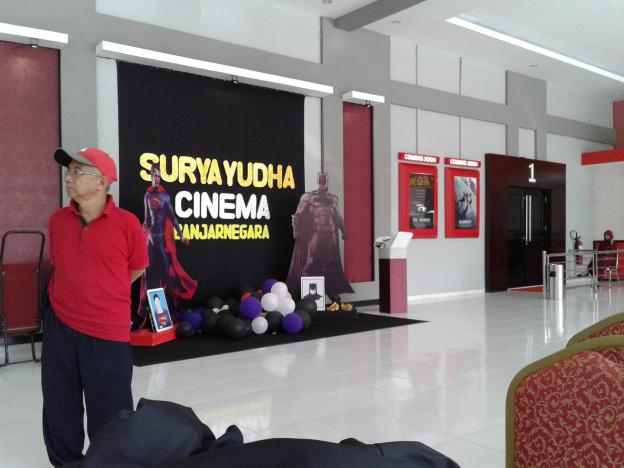 Surya Yudha Cinema Bibir Sungai Serayu Ndayeng Park Kab Banjarnegara