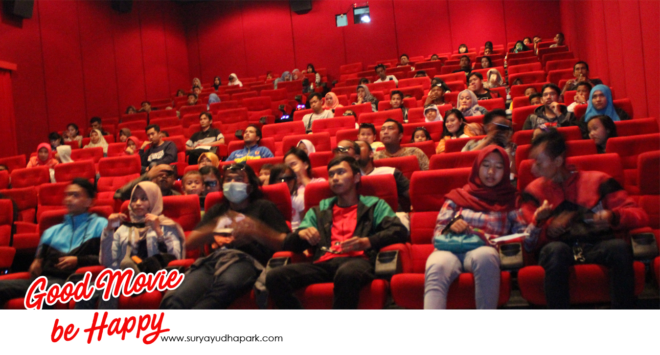 Surya Yudha Park Stop Pleasure Cinema Kab Banjarnegara
