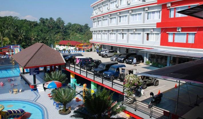 Surya Yudha Water Park Alamatte Kab Banjarnegara