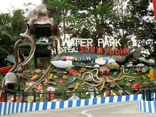 Surya Yudha Water Park Desa Rejasa Kabupaten Banjarnegara Jawa Tengah