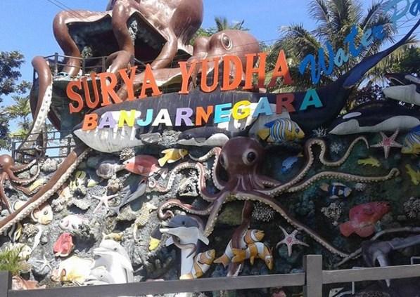Tempat Wisata Banjarnegara Negara Jawa Tengah Asyik Menarik Surya Yudha