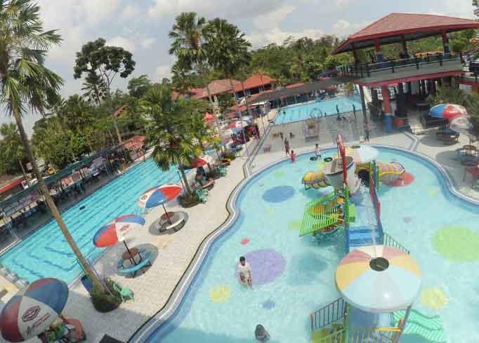 Tempat Wisata Banjarnegara Terbaru 2018 Rekomended Surya Yudha Park Kab