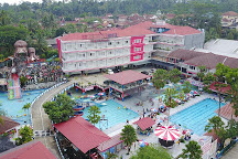 Visit Surya Yudha Waterpark Trip Banjarnegara Indonesia Park Kab