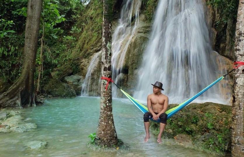 32 Tempat Wisata Terbaru Bantul Hits Dikunjungi Air Terjun Randusari