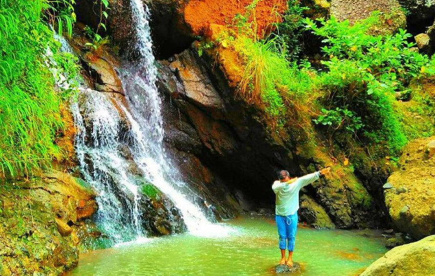 32 Tempat Wisata Terbaru Bantul Hits Dikunjungi Air Terjun Seribu