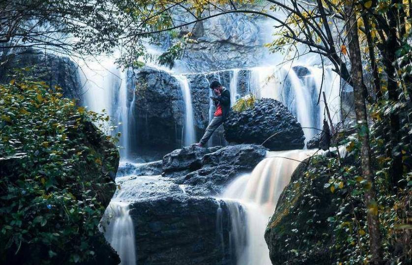 32 Tempat Wisata Terbaru Bantul Hits Dikunjungi Grojogan Tuwondo Diy