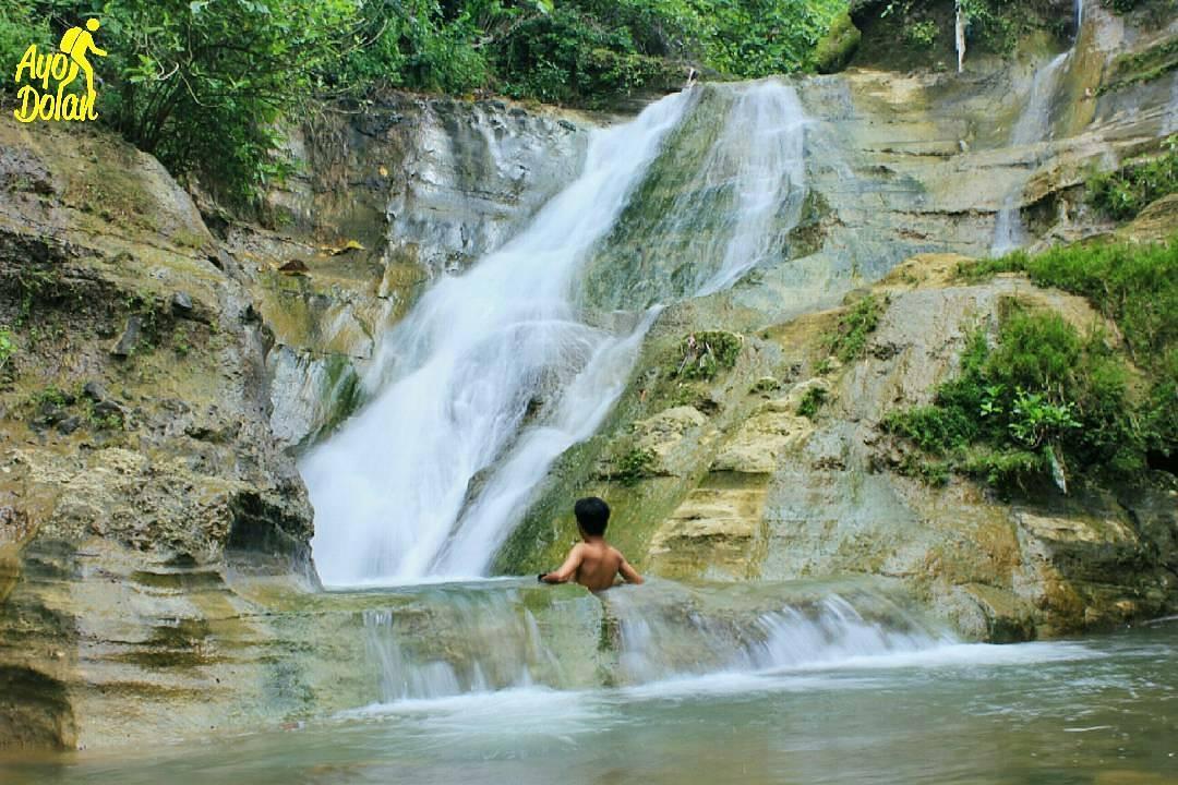 Air Terjun Bantul Paket Wisata Jogja Kedung Tolok Tuwondo Kab