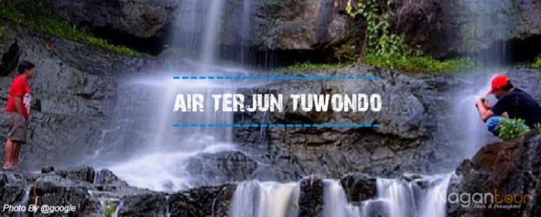 Air Terjun Musiman Tuwondo Nagantour Kab Bantul