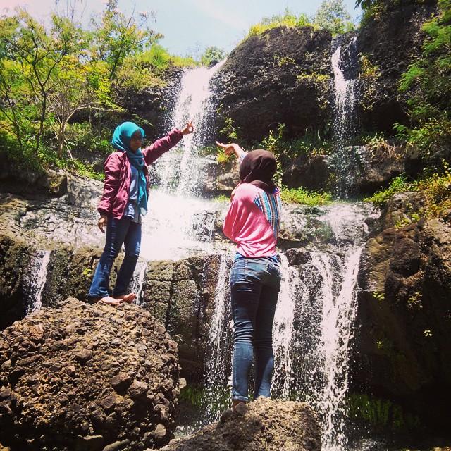 Air Terjun Tuwondo Musimannya Piyungan Bantul Nih Tugu Wisata Kab