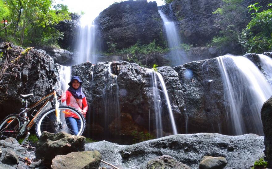 Air Terjun Tuwondo Sitimulyo Piyungan Bantul Yogyakarta Website Hai Kawan