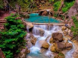 Tempat Wisata Air Terjun Jogja Linksandtraffic Sri Gethuk Tuwondo Kab