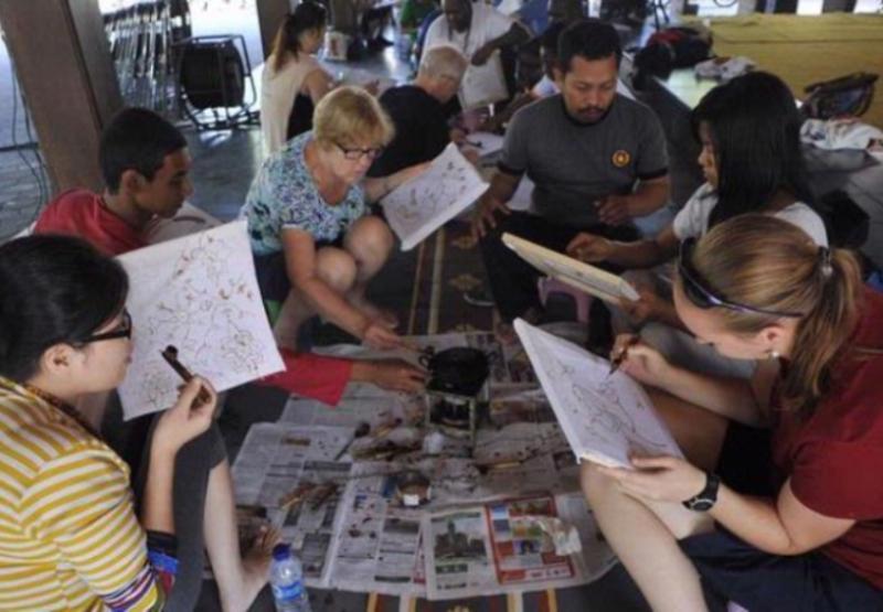Bantul Portal Berita Bisnis Wisata Tata Budaya Desa Batik Kayu