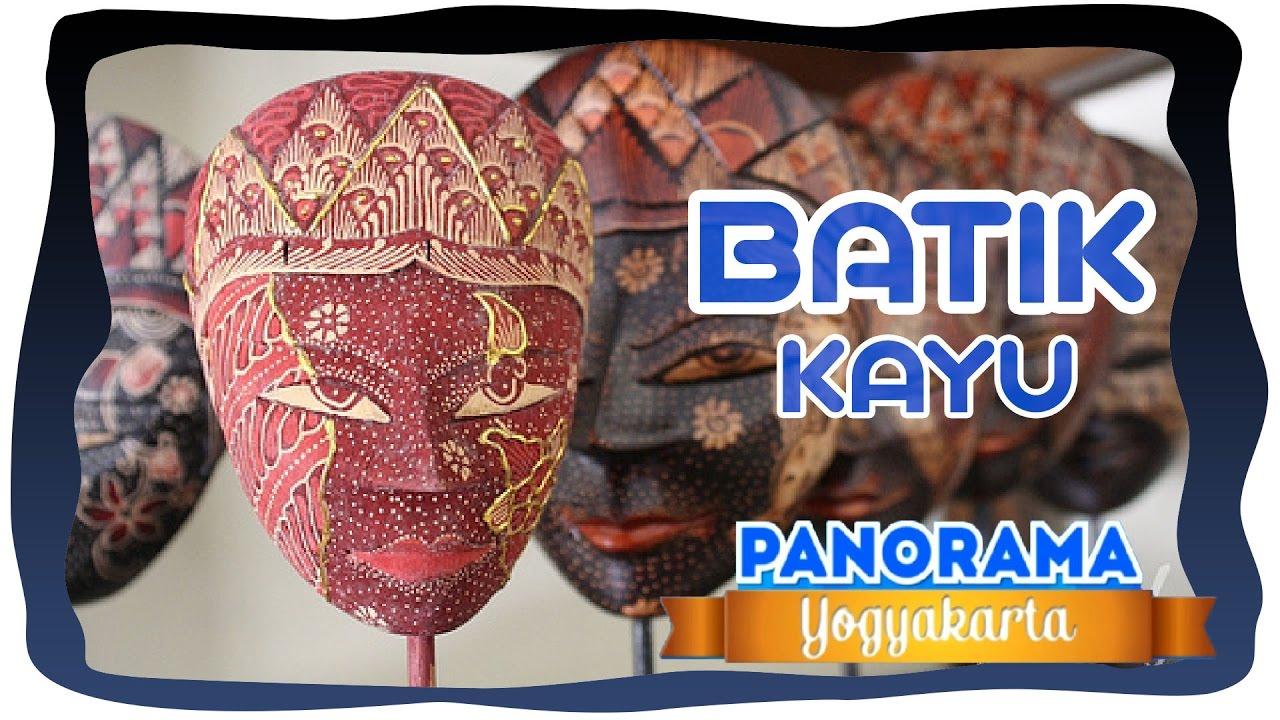 Batik Kayu Desa Krebet Bantul Youtube Wisata Kab