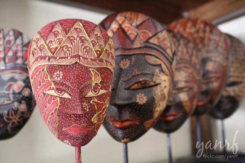 Batik Kayu Krebet Kerajinan Desa Pa Flickr Yan Arief Wisata