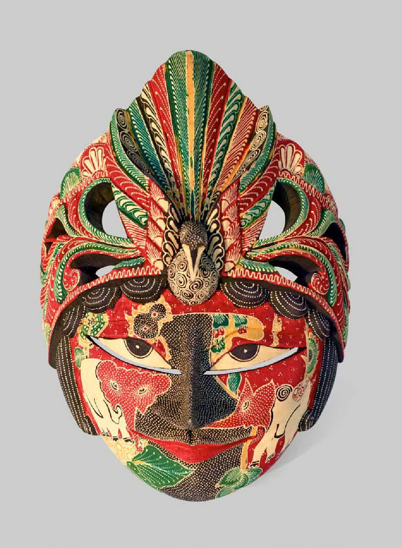 Batik Kayu Krebet Seni Yogyakarta Desa Wisata Kab Bantul