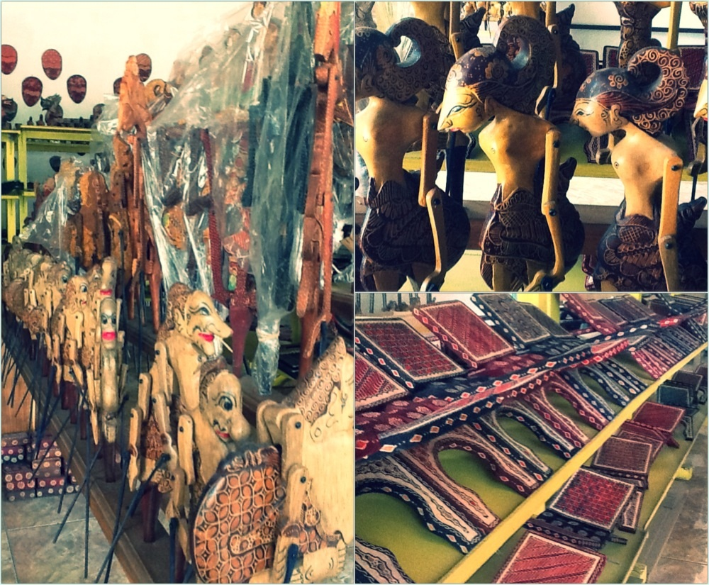 Desa Wisata Batik Kayu Krebet Kiagoesipul Perbelanjaan Yg Cukup Terkenal