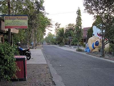 Desa Wisata Batik Kayu Krebet Pesona Yogyakarta Kab Bantul