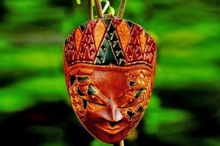 Desa Wisata Krebet Jogja Daerah Kapur Tandus Kreatif Batik Kayu