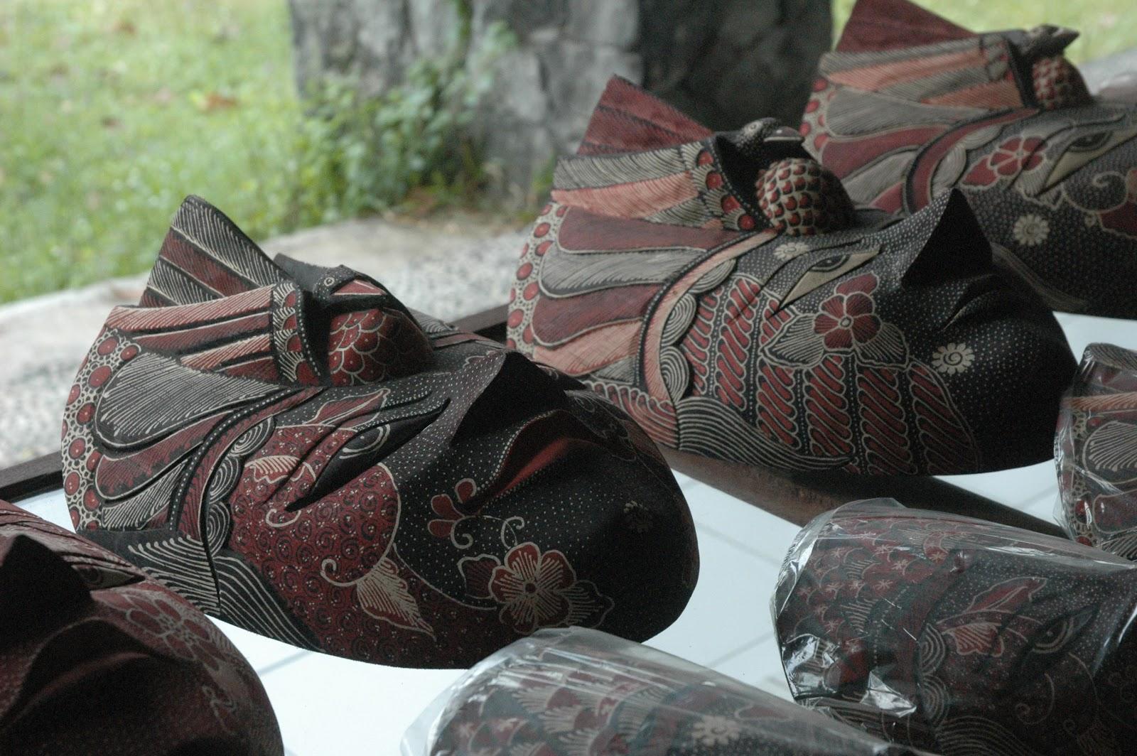 Desa Wisata Krebet Kerajinan Batik Kayu Dimilikinya Kab Bantul