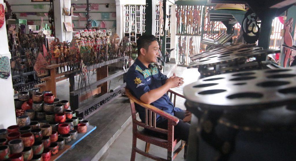 Lahirkan Batik Kayu Unik Mempesona Desa Wisata Krebet Taklukkan Eropa