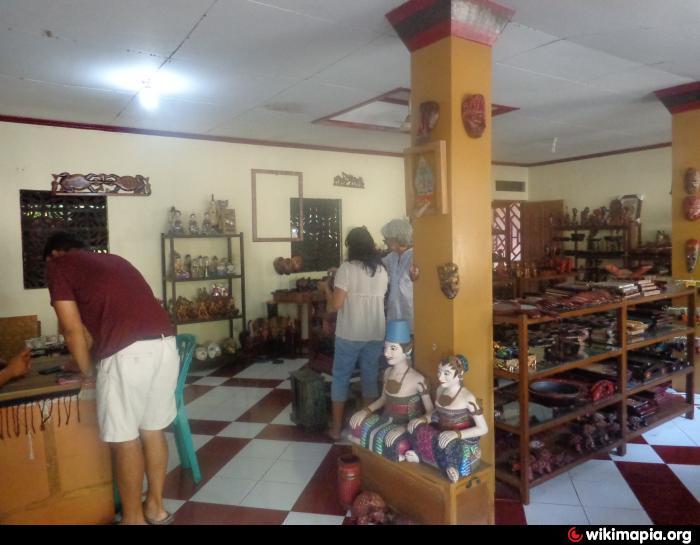 Peni Krebet Sanggar Desa Wisata Batik Kayu Kab Bantul