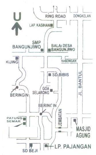 Pondok Dahar Lauk Jogja Desa Wisata Krebet Sentra Produksi Berikut