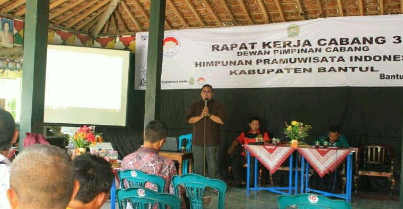 Rapat Kerja 3 Hpi Bantul Desa Wisata Krebet Tribrata News