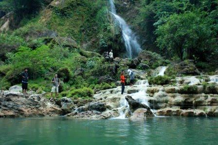 Air Terjun Goa Selarong Bantul Fasilitas Kab