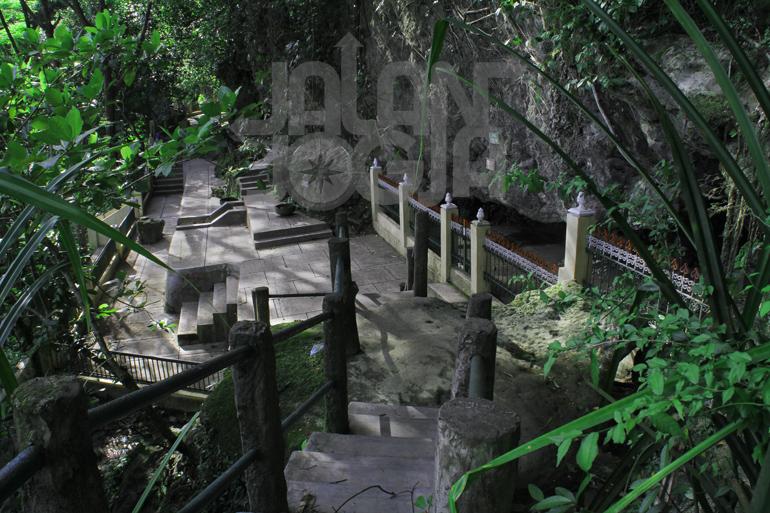 Goa Selarong Benteng Perlawanan Pangeran Diponegoro Jalanjogja 9 Memerintahkan Mengganti