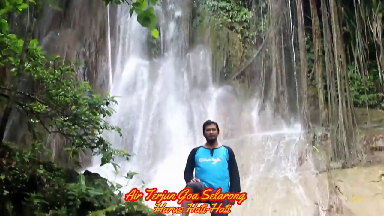 Goa Selarong Sebelum Bencana Banjir Bantul 2017 Youtube Kab