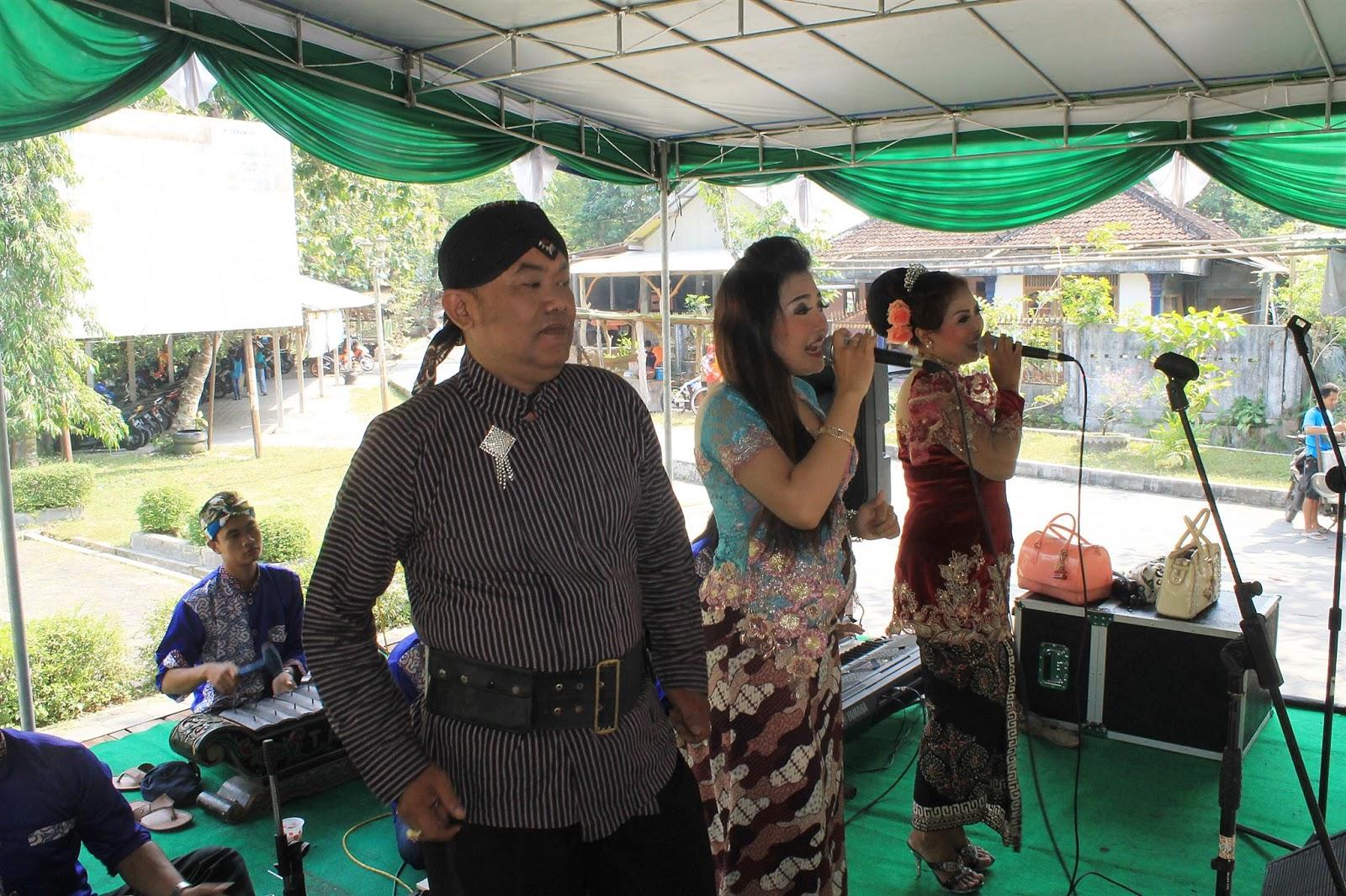 Sekretaris Dinas Pariwisata Kabupaten Bantul Tandang Goa Selarong Kab