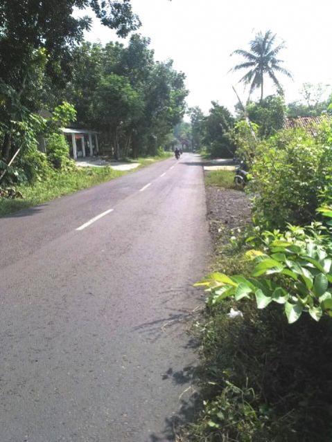 Tanah Dijual Murah Bantul Akses Jalan Goa Selarong Strategis Jogja