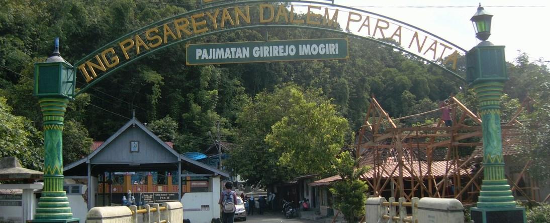 Makam Raja Imogiri Mataram Close Kab Bantul