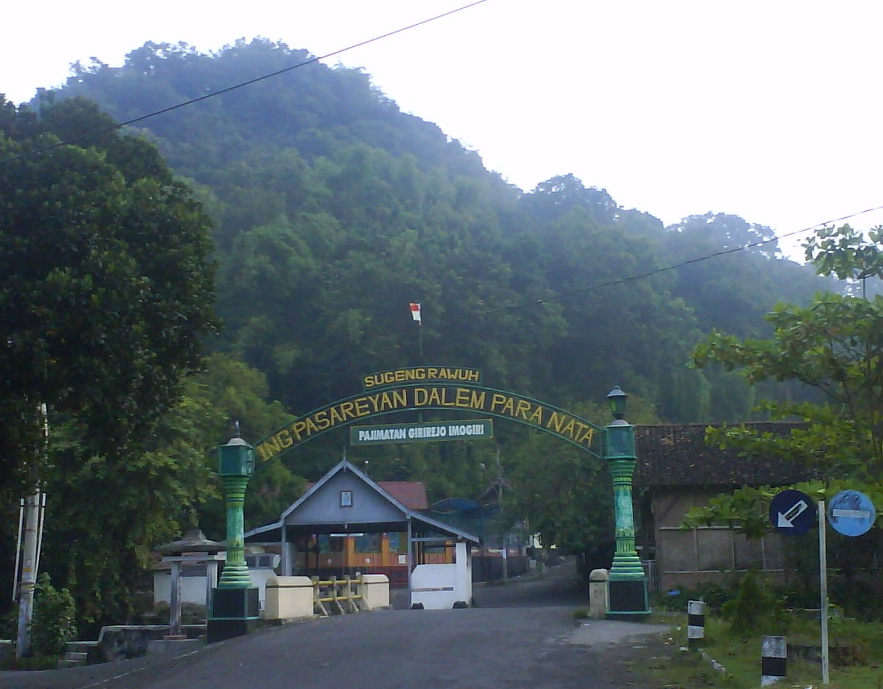 Makam Raja Imogiri Mataram Sultan Sunan Kab Bantul
