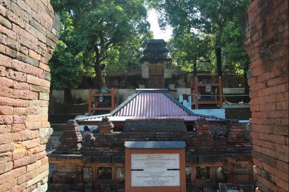 Situs Makam Imogiri Raja Mataram Informasi Jogyakarta Kab Bantul