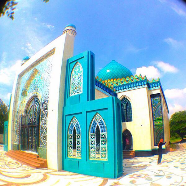 10 Masjid Arsitektur Indah Jogja Wisata Yogyakarta Kotagede Kab Bantul
