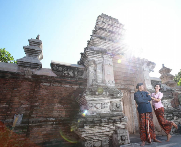 49 Rekomendasi Tempat Wisata Bantul Seru Masjid Kotagede Instagram Feriereza