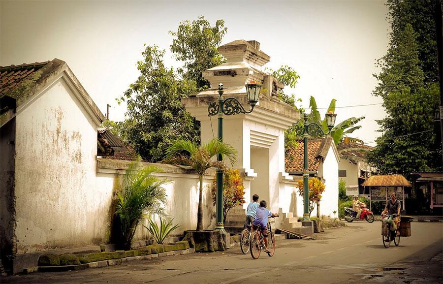5 Interesting Spots Kotagede Yogyakarta Salah Satu Sudut Masjid Kab