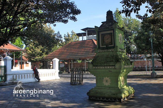 Aroengbinang Masjid Besar Mataram Kotagede Bantul Yogyakarta Kab