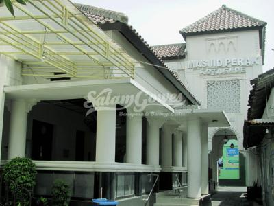 Dinas Kebudayaan Provinsi Diy Berada Dua Wilayah Administrasi Kota Yogyakarta