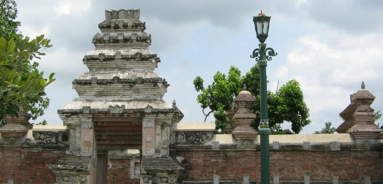 Inilah Tempat Makam Raja Mataram Kotagede Yogyakarta Masjid Kab Bantul