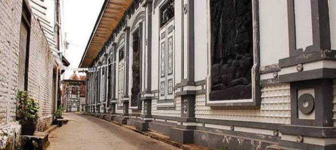Jejak Historis Kotagede Sahabat Yatim Masjid Kab Bantul