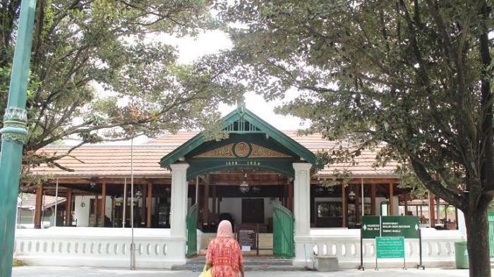Jejak Sejarah Masjid Tertua Yogyakarta Tribunnews Kotagede Kab Bantul