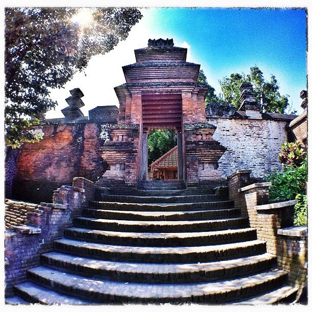Kota Gede Yogyakarta Kerajaan Mataram Wisata Jogja Masjid Kotagede Kab